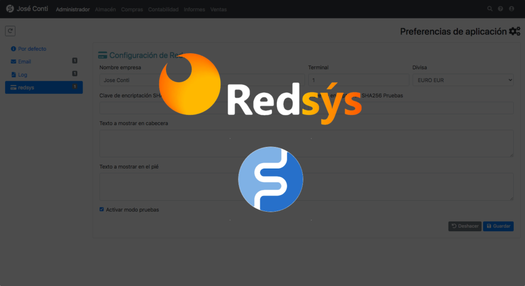 Redsys para FacturaScripts